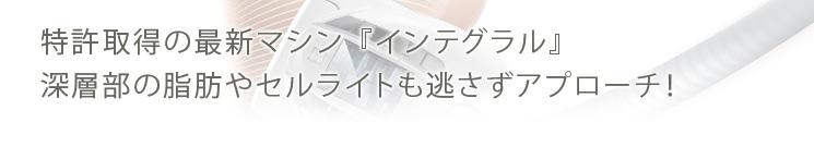 最新エンダモロジー(インテグラル)
